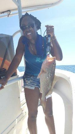 โบกากรองด์, ฟลอริด้า: Think Fish Charters