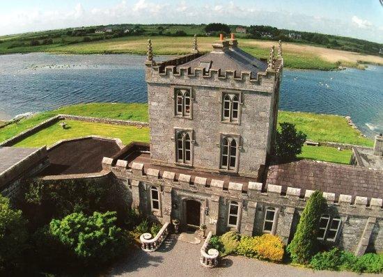 Kilcolgan Castle Updated 2018 Guest House Reviews Galway Ireland Tripadvisor