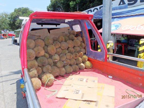 Νταβάο, Φιλιππίνες: 100g単位で売っています