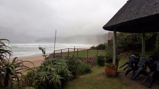 Wilderness, Sudáfrica: Gazebo over looking the Ocean