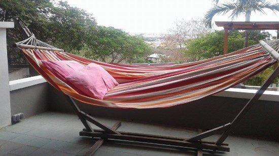 B&B Curaçao De Herberg: Hangmat