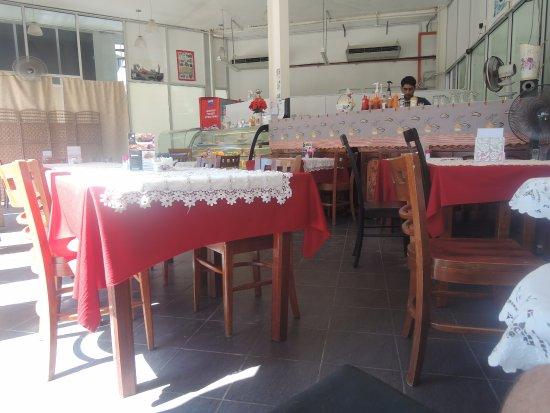 The English Tea Room: inside