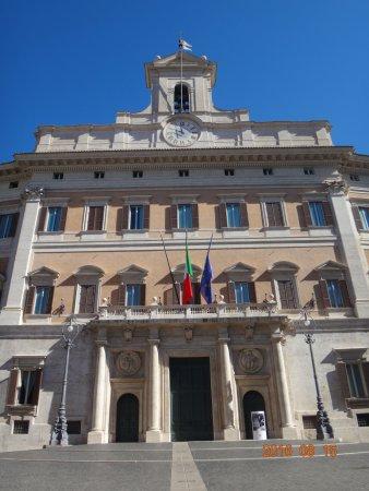Palazzo montecitorio camera dei deputati sala della for Camera dei deputati roma