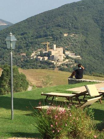 San Giovanni del Pantano, Italien: Tenuta di Murlo