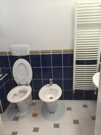Hotel Castel Dracula: Bathroom