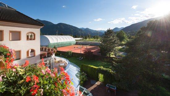 Hotel Wiesnerhof : Aussicht vom Balkon