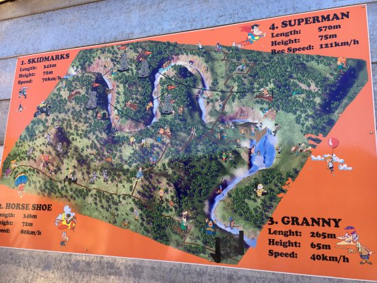 Cullinan, Republika Południowej Afryki: Area map