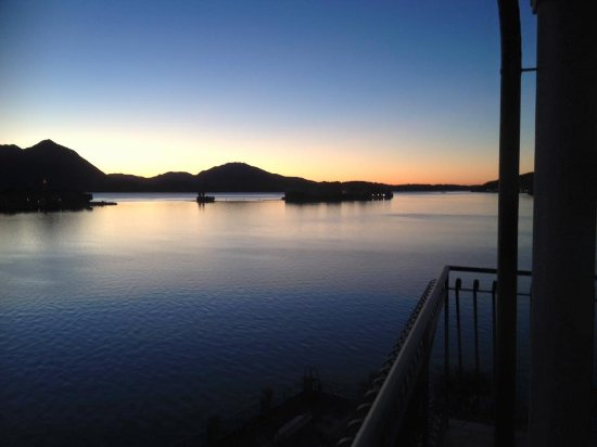 Hotel Romagna: Bellissimo panorama che si può ammirare dalla camera