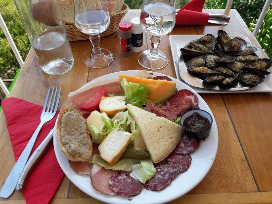 Restaurant A Merendella: 20160910_123019_large.jpg