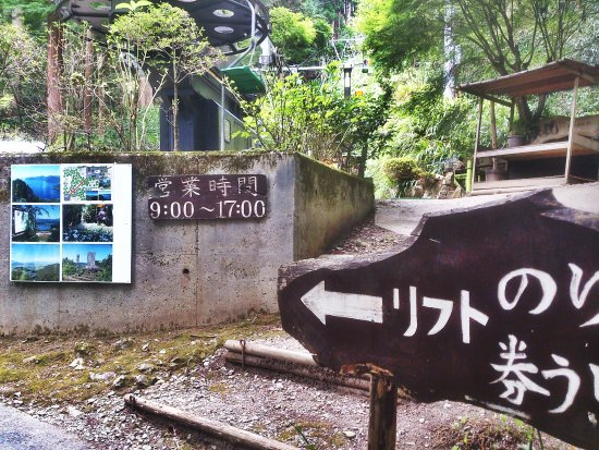Shizugatake Lifts : station