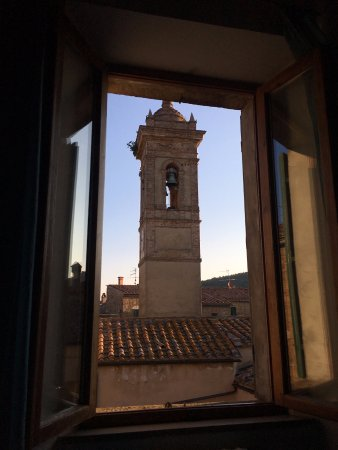 Locanda di CasalMustia: view from the room