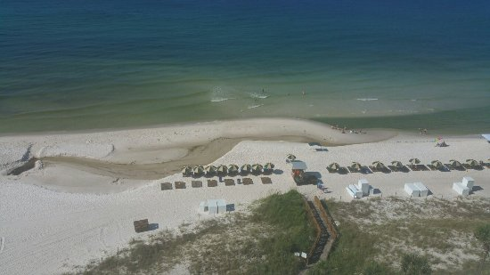 Grand Panama Beach Resort: View from 11th floor balcony (suite 1109)