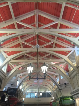 Oxford Covered Market: Quite a lovely place to get lost in for an hour or two! Watch your wallet though... You will buy