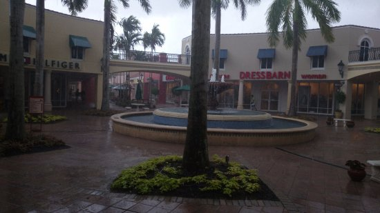 Miromar Outlets: Mittags