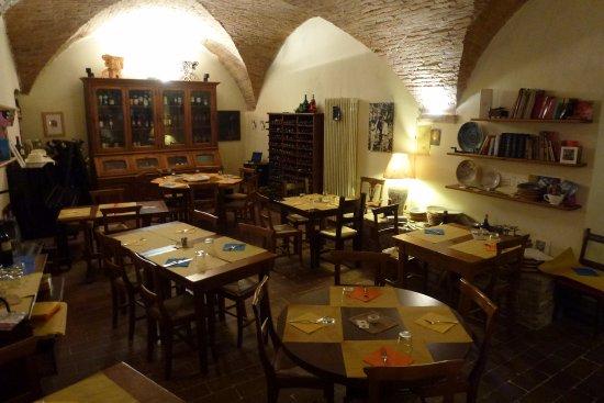 Ristorante Vineria Del Vasaio: La sela interna