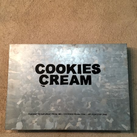 Cookies Cream: photo1.jpg