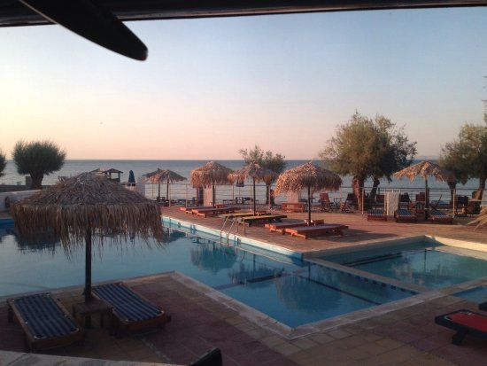 Potokaki, Греция: Arethousa Hotel