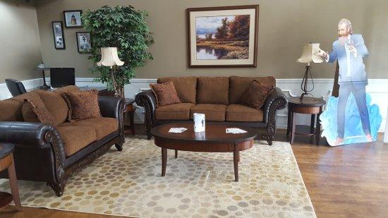 Baymont Inn & Suites Greenville: Lobby