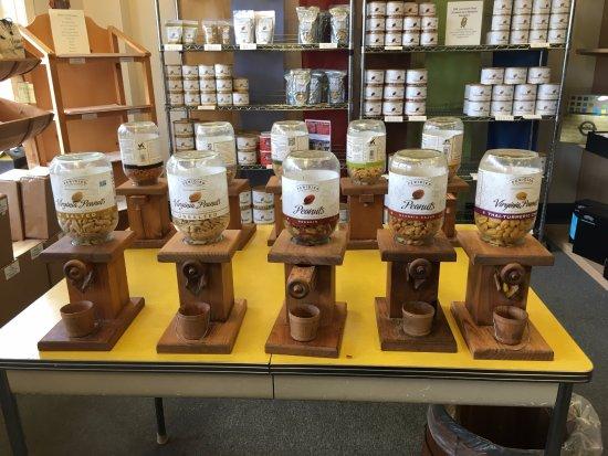 Courtland, VA: Peanut Sampler