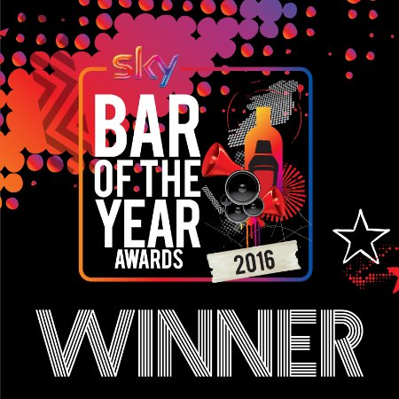 Duncannon, ไอร์แลนด์: Local Bar of the Year Award 2016