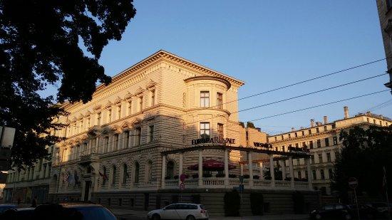 Hotel Europa royale riga -settembre 2016