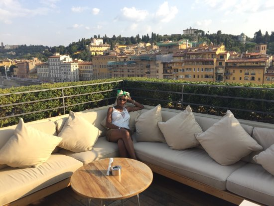 La Terrazza Rooftop Bar Florence 2020 All You Need To