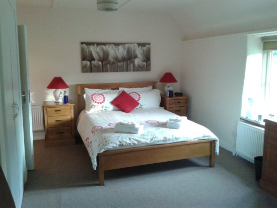 Flint House Bed & Breakfast: Double room