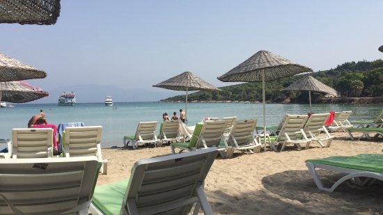 Cesme, Turkey: Quente Beach Club