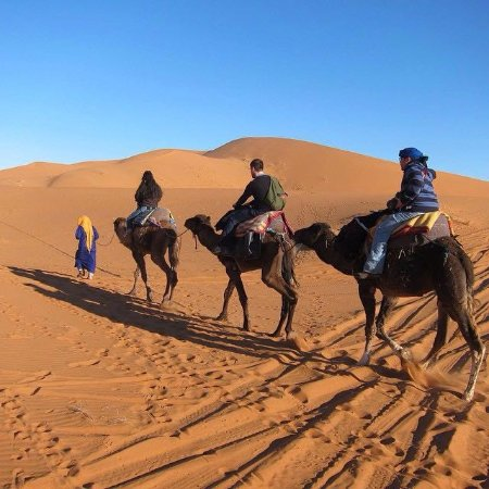 Enjoying Morocco