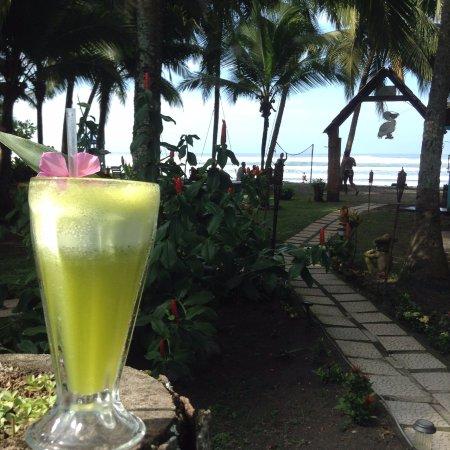 Esterillos Este, كوستاريكا: Healthy smoothies made fresh every morning!