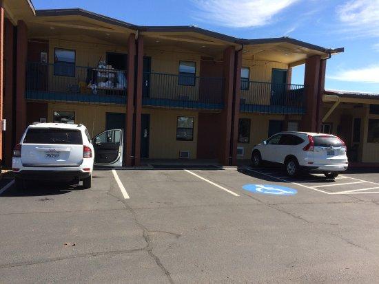 Rodeway Inn Flagstaff: photo0.jpg