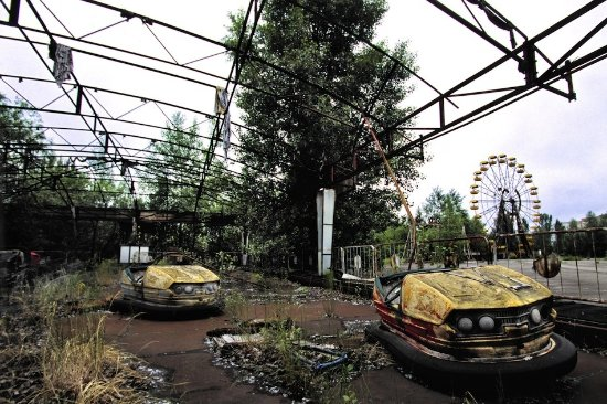 Chernobyl Tour in lingua inglese -Day tour