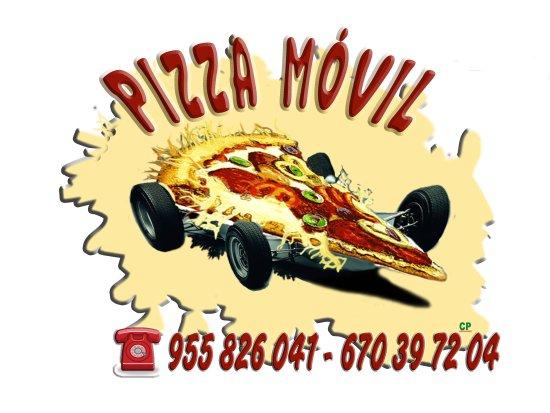 Resultado de imagen de pizza movil gilena