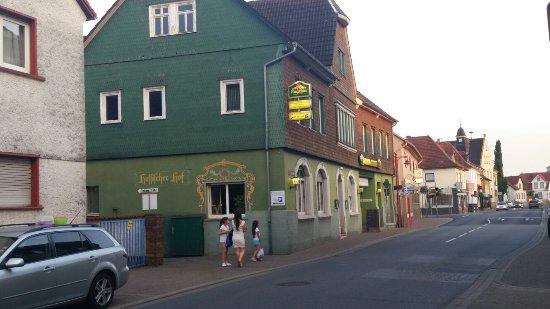 Munster bei Dieburg, Germany: Pizzeria Romana