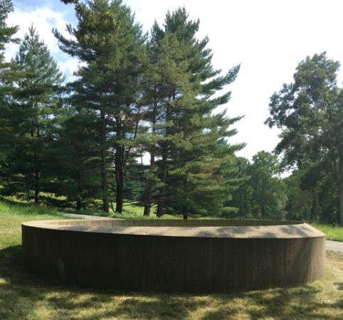 New Canaan, CT: Donald Judd