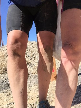 Weiser, ID: Our war wounds and dirty legs....