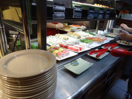 Cranston, RI: sushi