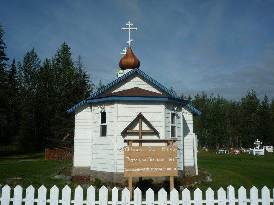 Chugiak, AK: New Saint Nicolas Church