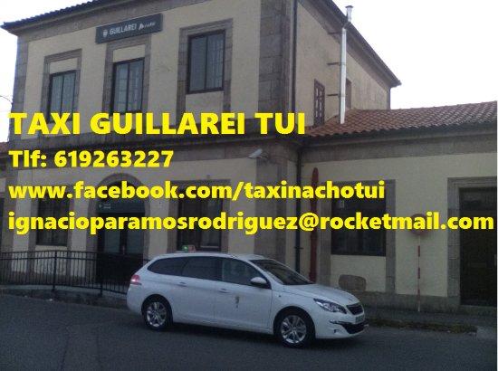 Taxi Ignacio Tui