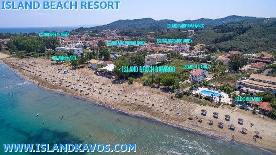 Island Beach Resort: Aerial Tag Final