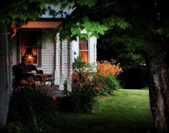 Danville, VT: Front Porch