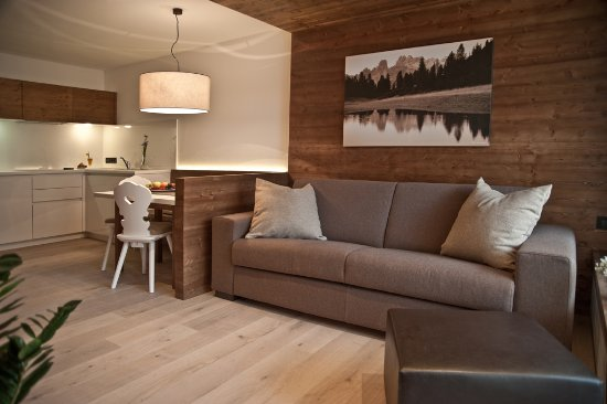 Ariston Dolomiti Residence: Wohnraum