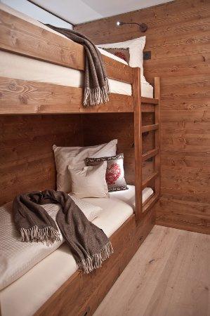 Ariston Dolomiti Residence: Etagenbett