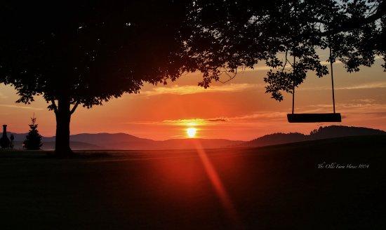 Danville, VT: Beautiful Morning Sunrises