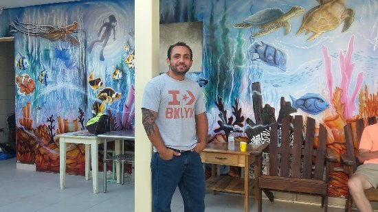 Hotelito Del Mar: Danny Alamo - Tell him we said hi!