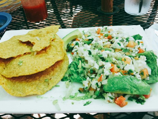 Gautier, MS: Aztecas Restaurant & Cantina