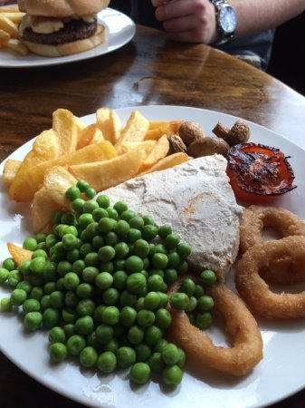 Higham, UK: SWORDFISH AND CHIPS