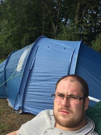 Swallowholme Campsite