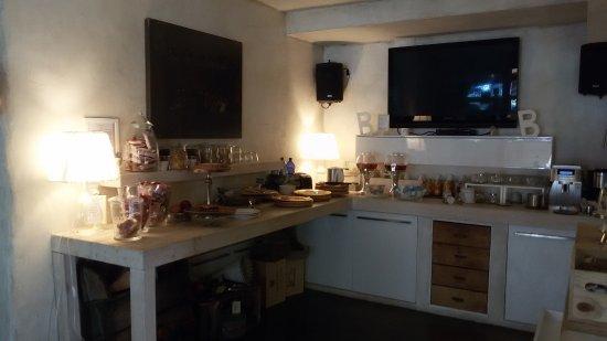 Albosaggia, Italia: Buffet colazione