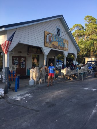 Absolutely loved this place! Best seafood!